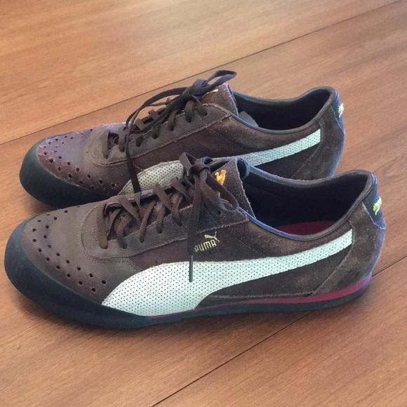 Super Rare Puma Tiro Ii Sneakers